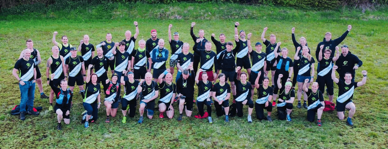 Delamere Spartans Trail Running, Cheshire, UK